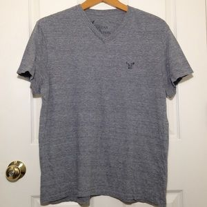 Men's American Eagle Athletic Fit V-Neck Tee